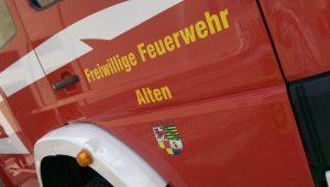 Feuerwehr Alten
